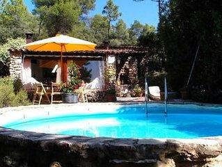 Ferienhaus Sillans la Cascade für 1 - 5 Personen mit 3 Schlafzimmern - Ferienhau