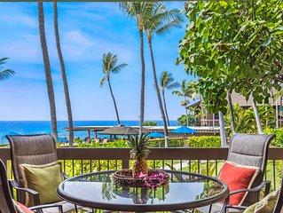 Aloha Condos, Kanaloa at Kona, Condo 2602, Oceanfront, AC, Renovated
