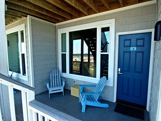 Host on the Coast- Clean Comfortable and Ocean Front
