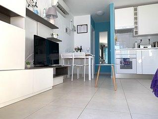 Modern New Apartment In Sun beach