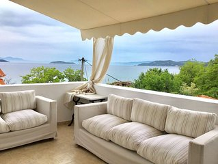 3 Bedroom Villa With stunning Sea View  And Discounted watersports