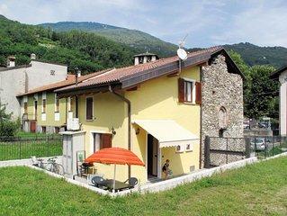 Vacation home Casa Elisa  in Sorico (CO), Lake Como - 4 persons, 1 bedroom