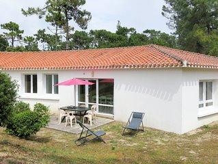 Ferienhaus Hameau Ocean T3 M (SHR101) in Saint Hilaire de Riez - 5 Personen, 2 S