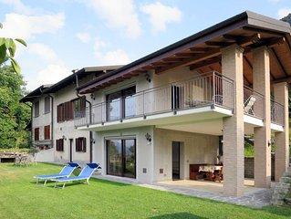 Ferienwohnung Tondo (CVA100) in Castelveccana - 4 Personen, 1 Schlafzimmer