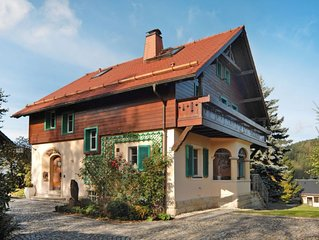 Ferienhaus Villa Eulengluck (OYN100) in Oybin - 8 Personen, 3 Schlafzimmer