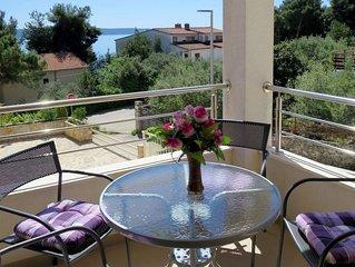 Ferienwohnung Andjelka (TGR148) in Trogir - 5 Personen, 2 Schlafzimmer