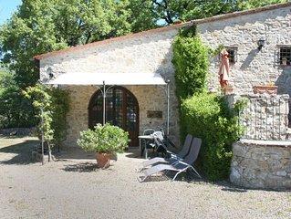 Ferienwohnung Casadellida  in Castellina in Chianti, Siena ( Region) - 2 Persone