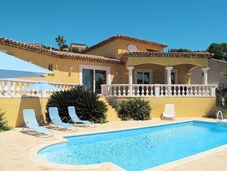Ferienhaus L'Olivier (MAX270) in Sainte Maxime - 8 Personen, 4 Schlafzimmer