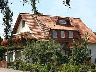 Ferienwohnung Emmerthal fur 2 - 4 Personen mit 2 Schlafzimmern - Ferienwohnung i