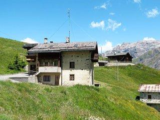 Ferienwohnung Casa Rainolter  in Livigno, Lombardische Alpen - 6 Personen, 3 Sch