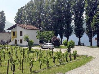 Ferienwohnung Del Pergulin (LMZ325) in Lago di Mezzola - 3 Personen, 1 Schlafzim