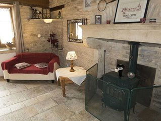 Ferienhaus Les Champs de Tuts  in Bligny - le - Sec, Burgund - 4 Personen, 2 Sch