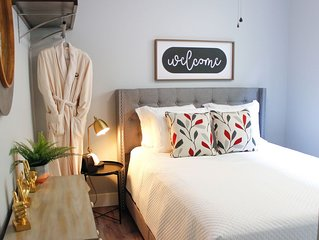 Boutique Lodging at the Douglas on Third right on Charming Historic 3rd Street
