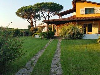 La Casa di GA - Villa con grande parco privato nel cuore del  Circeo