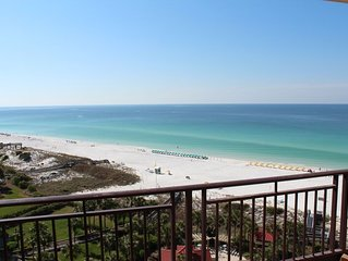 March rates Reduced by 15% Great views! 10th floor. 5- 2 Bedrooms Available!