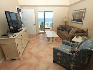 2 kings Sandestin  Beachfront. wonderful views. Tram, wifi included.