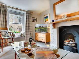 Barbican View, Visit England 4* Gold luxury apartment opposite Alnwick Castle