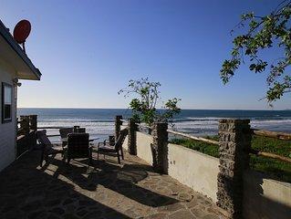 Amazing Ocean Front house