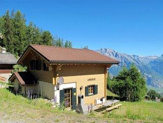 Ferienhaus Brunello (LTZ300) in La Tzoumaz - 8 Personen, 3 Schlafzimmer