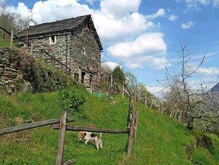 Ferienhaus Baita Degli Orsi (DOD110) in Domodossola - 5 Personen, 1 Schlafzimmer