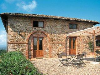 Ferienwohnung Le Macie (VAG111) in Vagliagli - 4 Personen, 2 Schlafzimmer