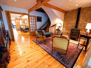 Delightfully restored traditional French house in the heart of medieval Mirepoix