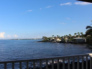 Oceanfront 2 BR/2BA in Beautiful Sea Village.