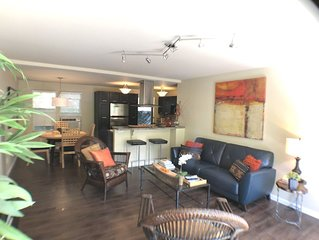 Highly Upgraded, Beach flat, Minutes to Sandy Beach & Playground