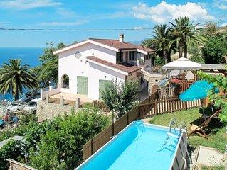 Ferienwohnung Ginestra (VMA110) in Ventimiglia - 4 Personen, 2 Schlafzimmer