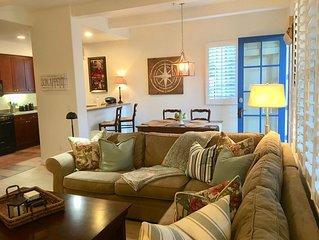 1st Floor 3 Bedrm/3 Bath Villa, New Designer Furnishings & Carpet. Mt View