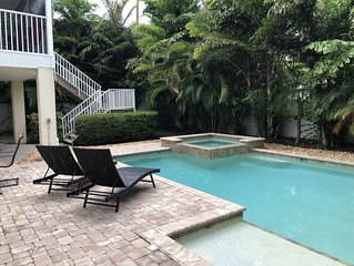 Private House on Anna Maria Island. Close to Holmes Beach, restaurants, shops.