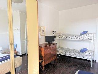 Appartamento ad Alassio in zona tranquilla. Perfetto per famiglie con bambini.