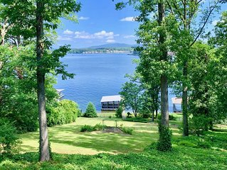 Spectacular Views! 104' of Lake Hamilton Waterfront Dock/Cable/Wifi