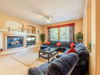 Elegant 3BR in Gated Community – Steps to Cypress Ridge Club and Golf Course