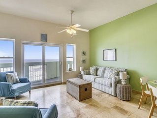 Upscale condo with upgrades throughout with Ocean Views at Ocean Grove 701!