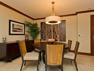 *Summer Discount Available* Ko Olina Partial Ocean View 3BR/3BA Ocean front!!
