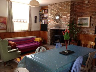 Cottage full of character and charm situated centrally in Wareham.