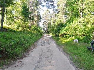 MN Lake Home Sanctuary - Scenic, Surreal, Spiritual ... NE Brainerd Lakes