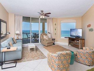 TurnKey - Beach Colony Resort Gulf-Front Condo – Breathtaking Views!