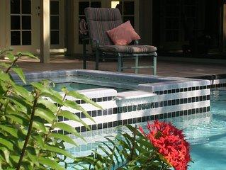 Feb 2020 Cancellation! Private Heated Pool, Minutes to Anna Maria Gulf Beaches