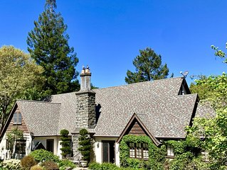 Luxurious Gem in the Redwoods