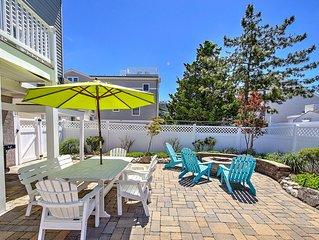 Updated Oceanside Duplex Beautiful Backyard, Walkable Location