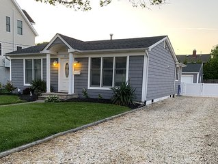 Adorable, Clean beach house just 2 blocks from the beach with new game room!
