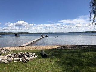 Cottage on Beautiful Platte Lake