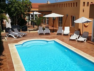 Italian Design 4 Bedroom Villa With Large Private Pool And Landscaped Gardens