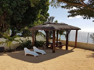 Superbe villa privee 'pied dans l'eau' - Free WiFi