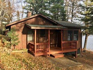 Vintage Vermilion - Cabins and Resort (Cedar Cabin) - Lakeside Cabins