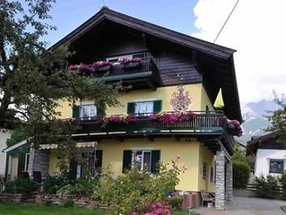 Ferienwohnung Saalfelden am Steinernen Meer für 4 - 8 Personen mit 3 Schlafzimme