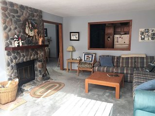 Sunny, Roomy, Timber Creek Townhouse; Free Shuttle to Mount Snow