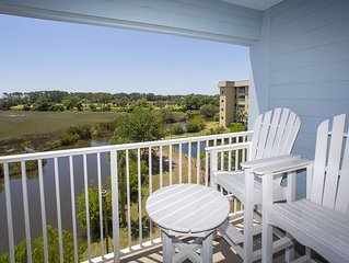 Beautiful View! Close to Boardwalk  and Pool!